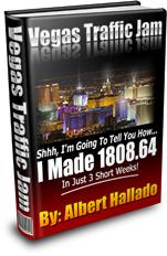 Increase Website Traffic with Vegas Traffic Jam
